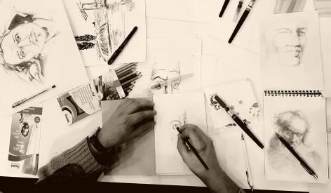 Atelier Le Dessin Anatomique© Les Ateliers YouDo