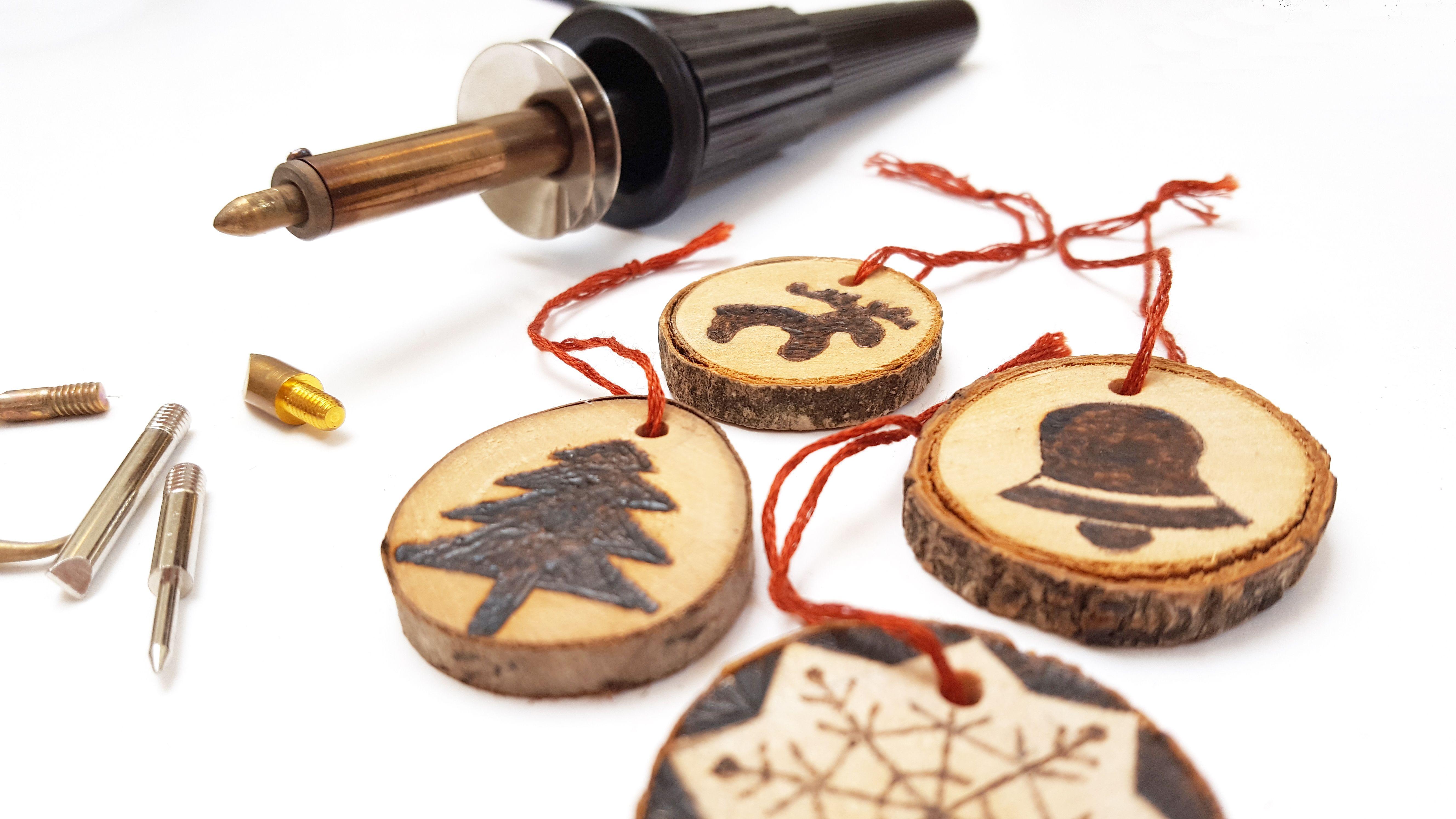 pyrogravure sur bois pour debutant