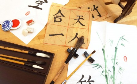 Atelier Calligraphie chinoise© Les Ateliers YouDo